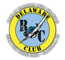 Delaware R/C Club. Home of Warbirds Over Delaware. Lums Pond State Park - Kirkwood, Delaware.